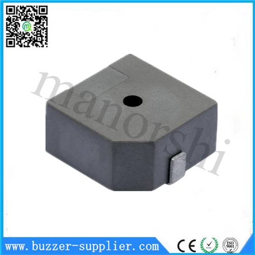 Square SMD Electro Magnetic Buzzer SM12ET07A