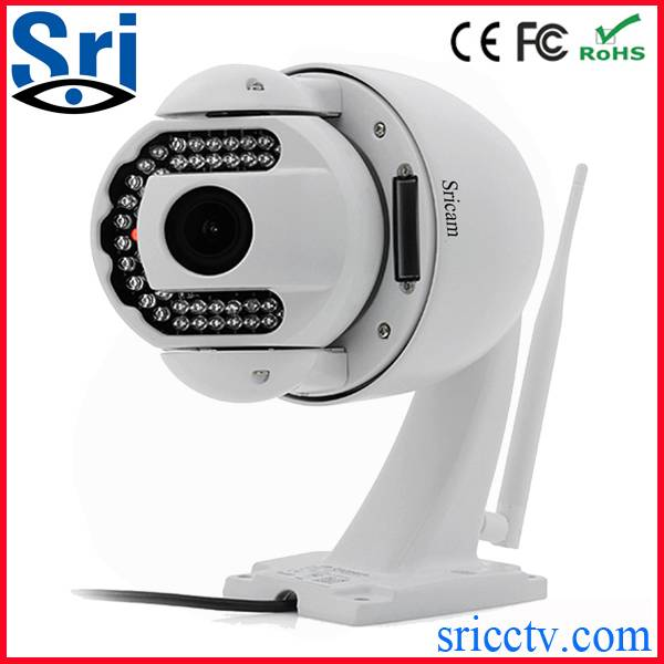 sricam AP005 outdoor ptz p2p wifi ip camera
