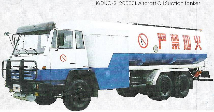 Aircraft Oil supply Truck