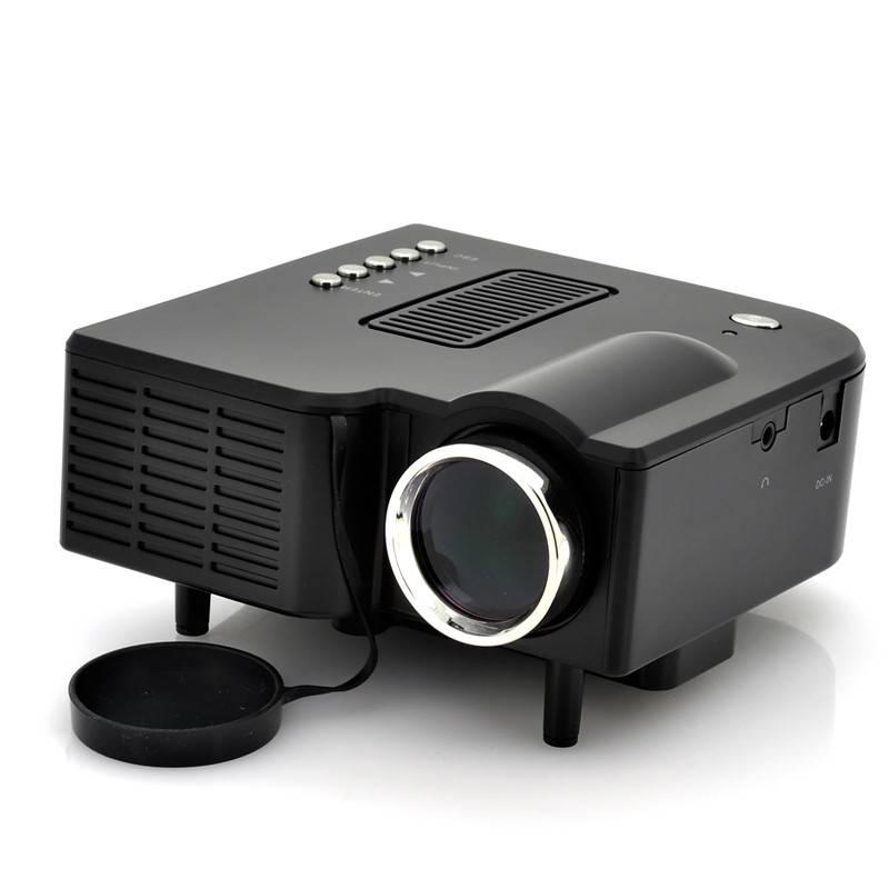 barcomax mini led game projector GP5S