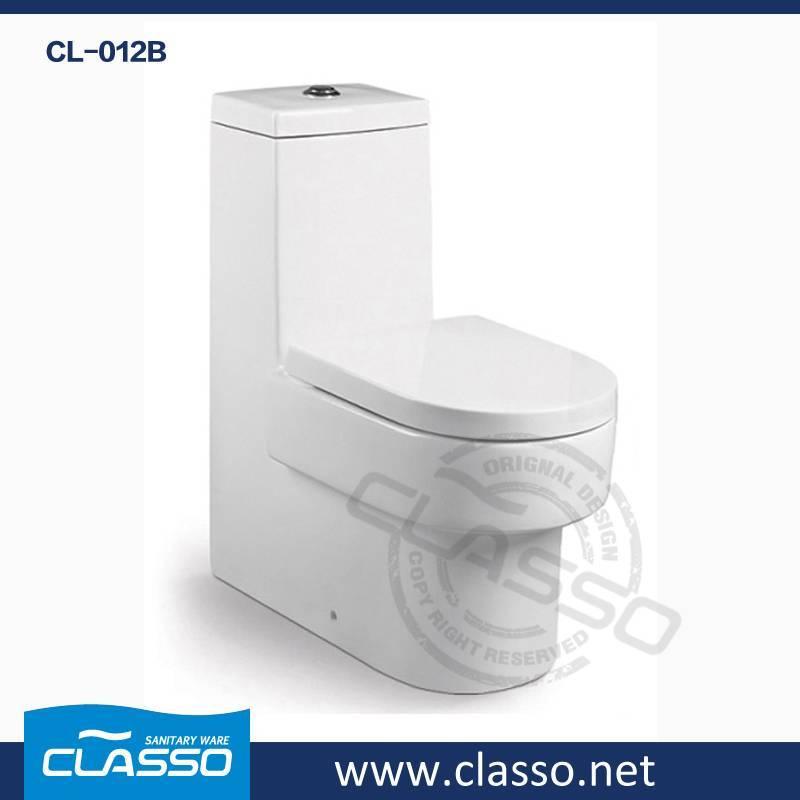 Hot sale washdown toilet new design 4-inch one piece closet CL-012B