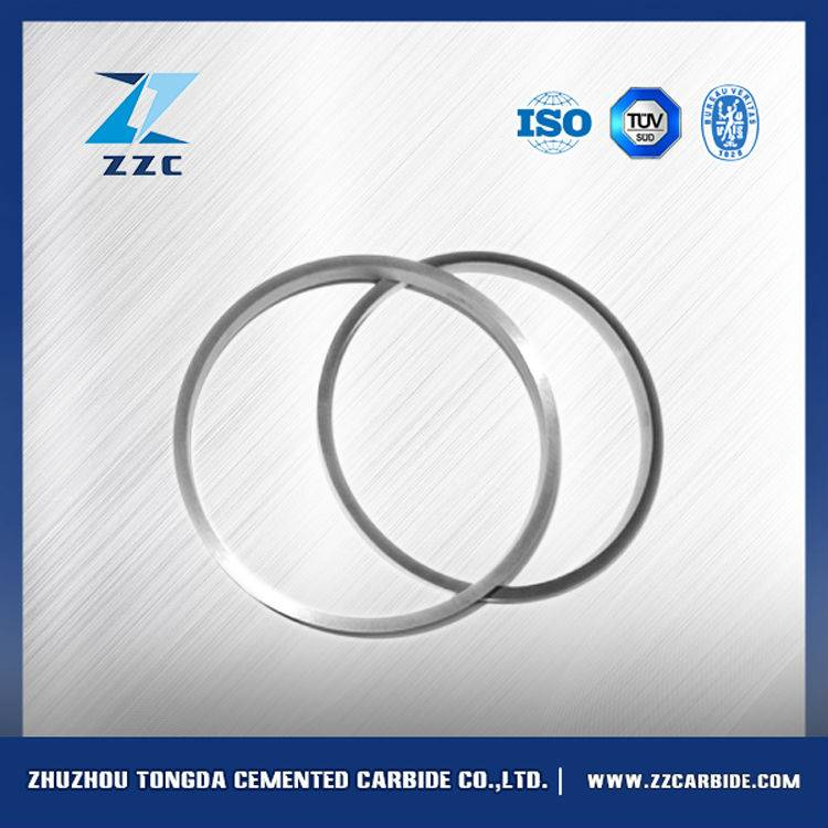 high quality cemented carbide rolls rings