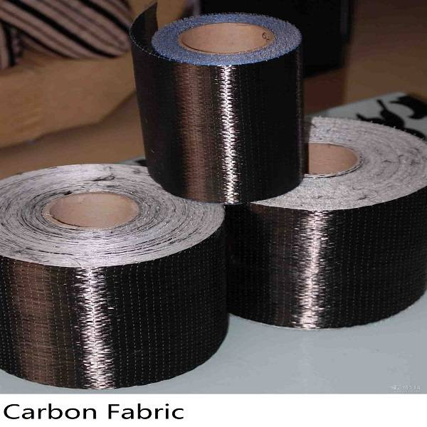 UNIDIRECTIONAL CARBON FIBER CLOTH FOR BUILDING REPAIRING