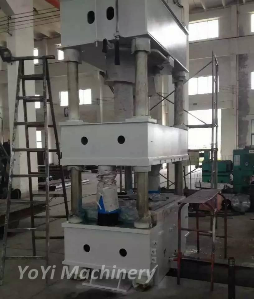 400T cnc hydraulic deep drawing press