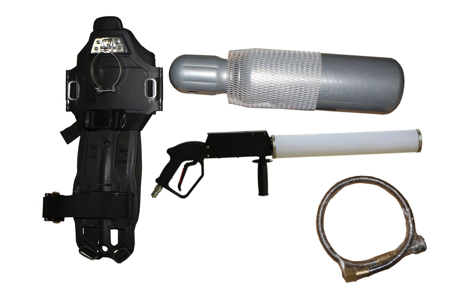 LED co2 gun co2 jets co2 cannon