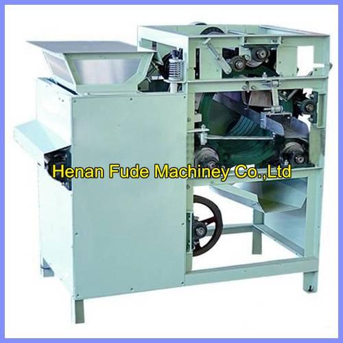 hot selling almond skin peeling machine, wet type peanut skin peeling machine