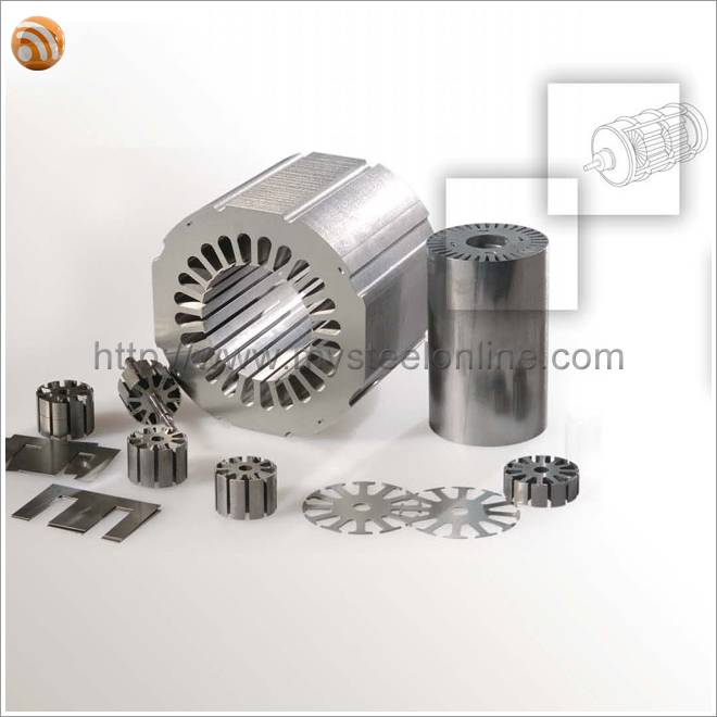W470 CRNGO Silicon Steel Coils with High Electric Resistance