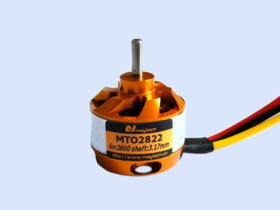 Brsushless motor for hexacopters Maytech MTO2822-2600
