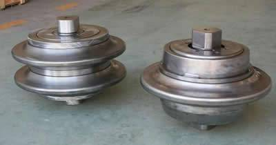 12''roller disc cutter