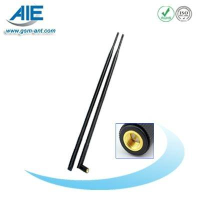 2400-2483MHZ 3DBI wifi antenna sma male interface for wireless router