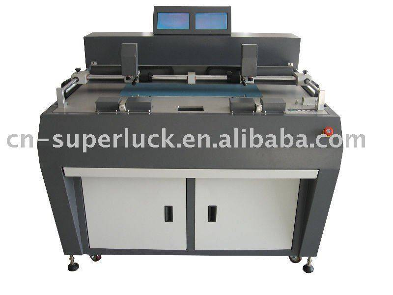 Automatic Offset Plate Register Punch