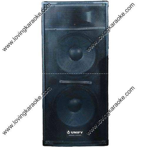 2-Way 300W 15 Full Range Professional Speaker