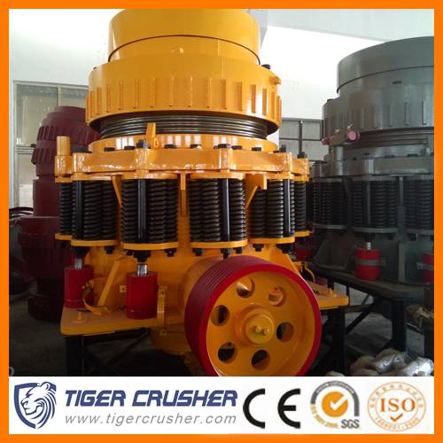 SH High Efficient Composite Cone Crusher by Tiger Crusher