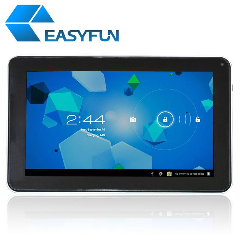 China 9 inch Tablet PC/MID Allwinner A13 Android 4.0 512MB/4G 5-point touch Dual camera