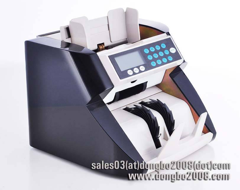 Currency counter DB780
