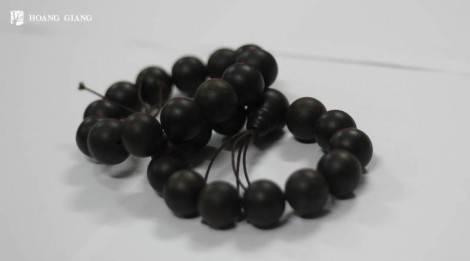Agarwood bracelet for men (Soak in agarwood oil)
