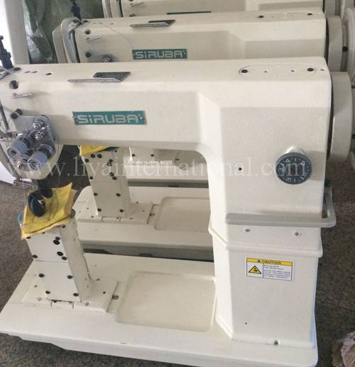 second hand used siruba P717 shoes repair sewing machine