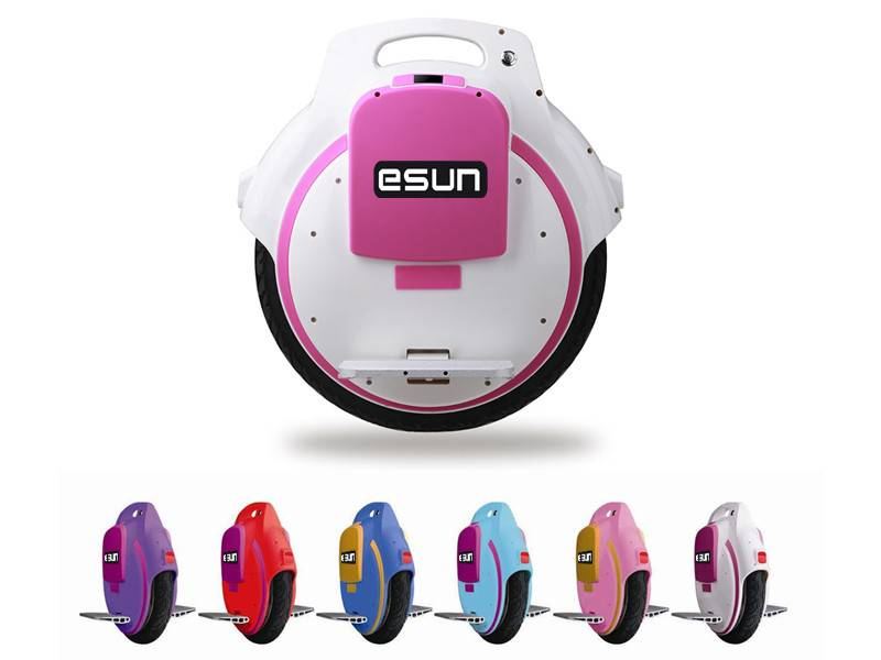 Selling 16inch foldable Electric chariot Unicycle Scooters Self Balancing