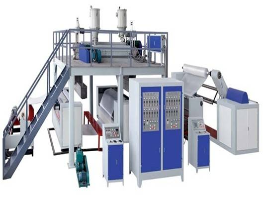The Compound Polyethylene Bubble Film Making Machine
