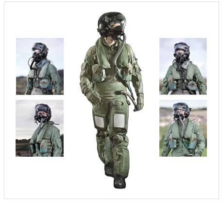 Full Cover Anti-G Suit