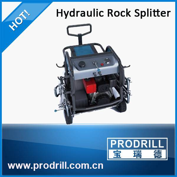 Wholesale darda used hydraulic stone splitter
