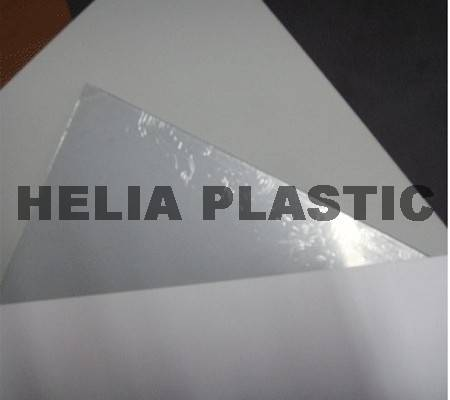 Rigid pvc film thermoforming