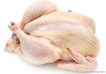 Frozen Whole Chicken - Grade A