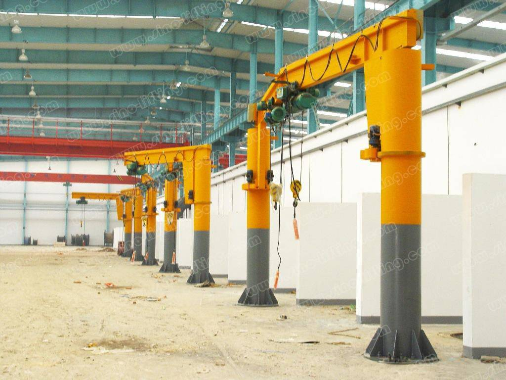 Pillar jib crane ZX-A
