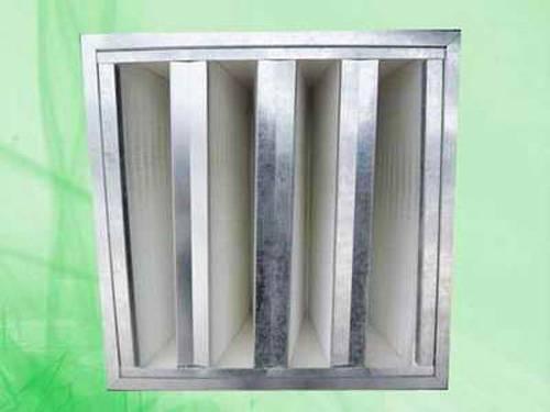 HEPA combined filter