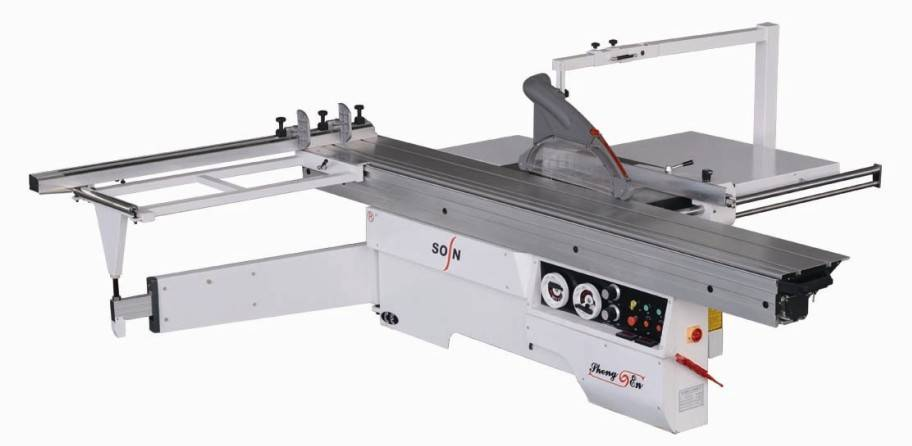 woodworking digital panel saw for cutting wood SX-32TA
