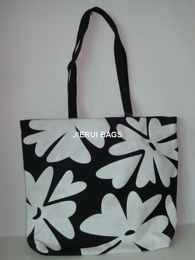 we produce beach bag