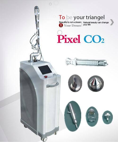 Co2 laser equipment