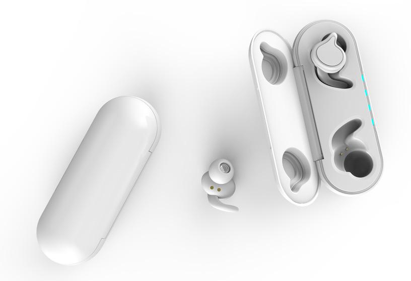 True Wireless Stereo Bluetooth EarphoneWS-03