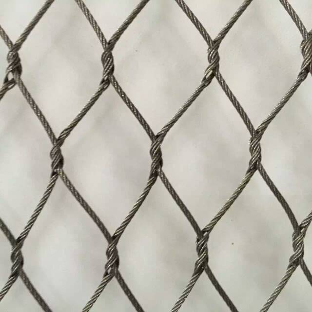 X-Tend Flexible Stainless Steel Cable (Rope) Mesh