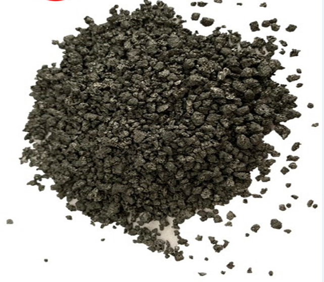 Low Sulfur Graphitized Petroleum Coke 1-5mm GPC 98.5%min