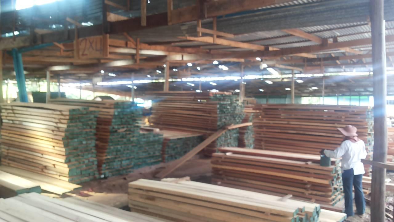 Tropical Sawn Timber