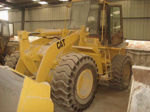 Sell used wheel loader CAT 938F