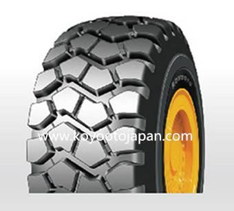 Sell Radial OTR Tires Quarry Tyre Dumper Loader Crane Tire