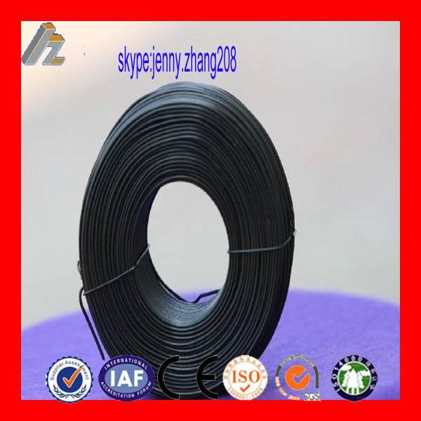 black oil annealed wire/black tie wire