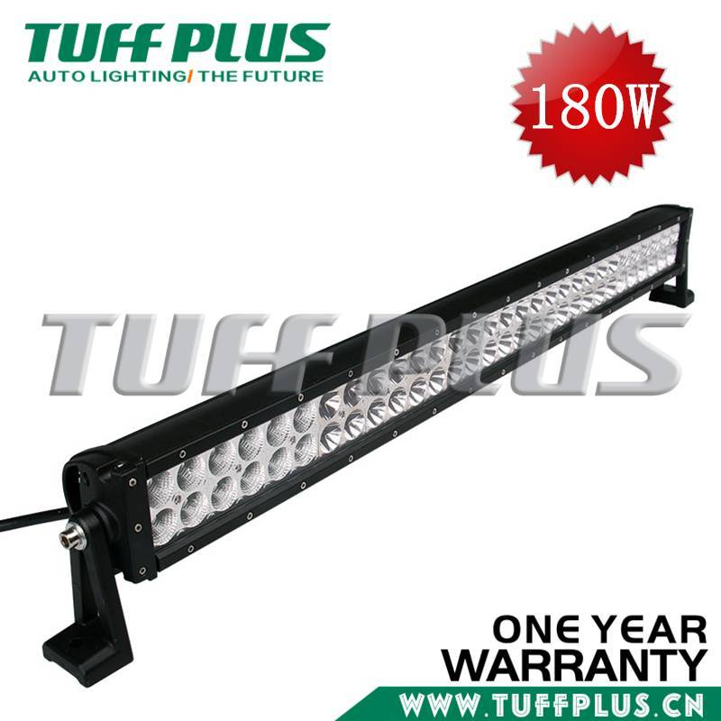 Dual row 3W EPISTAR/CREE each bulb led light bar