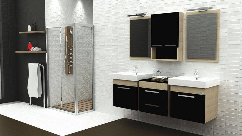bathroom cabinet, bathroom vanity, bathroom furniture, vanite salle de bain