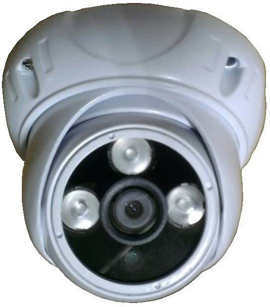 Vandal-proof Dome Camera (SSV-TVI-924S22)