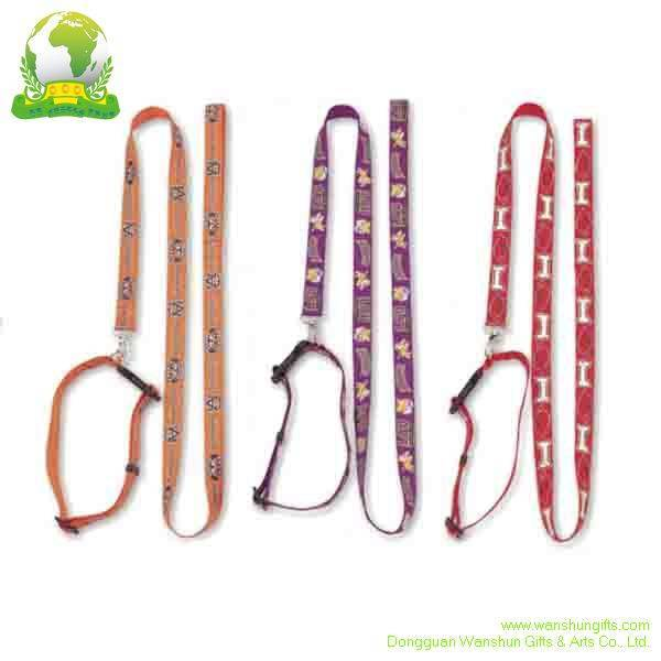 Selling Pet Leashes Silk Screen Printing Logo