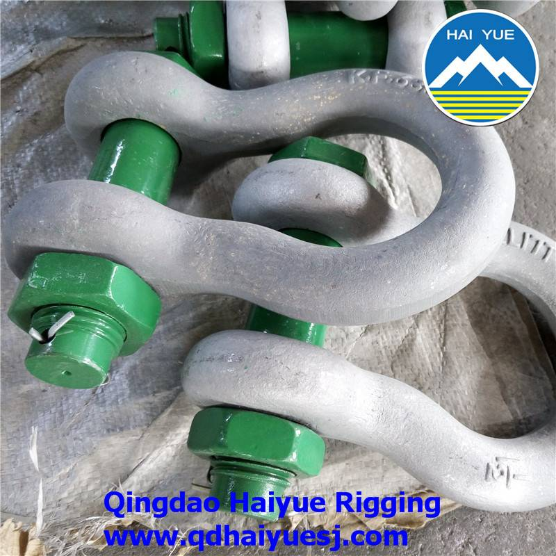 sell drop forged US TYPE bolt G2130 shackle