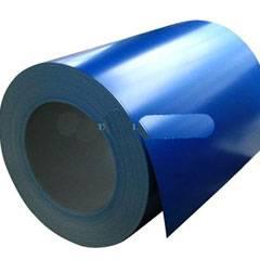 Blue prepainted Hot Dip Galvanized Steel Coil(PPGI)