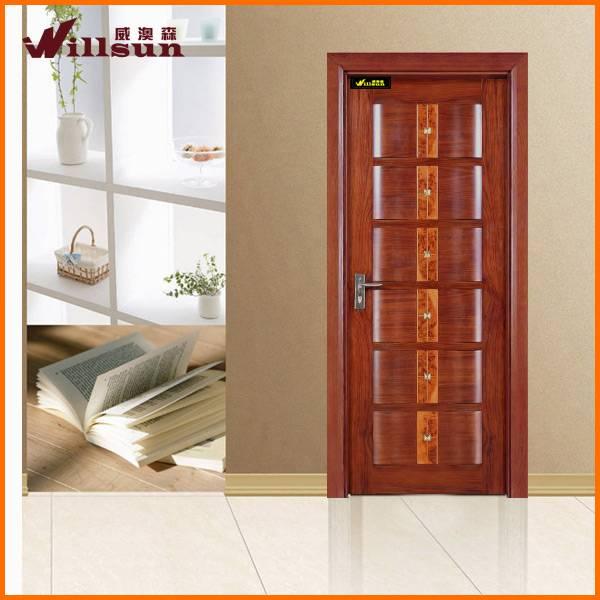 solid wood door and windows