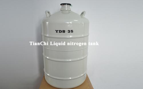 TIANCHI 35L ln2 tank dewar YDS-35 price in Botswana