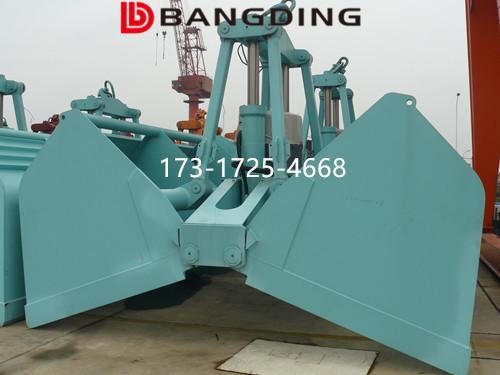 Top quality 5CBM Electro-Hydraulic Clamshell Grab