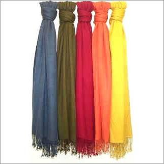 bulk purchase of dyed pashmina shawls