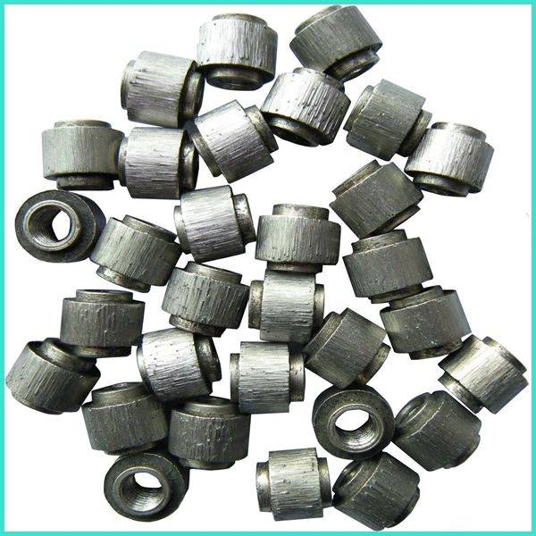 Granite Quarrying Sintered Diamond Beads for Wire Saw